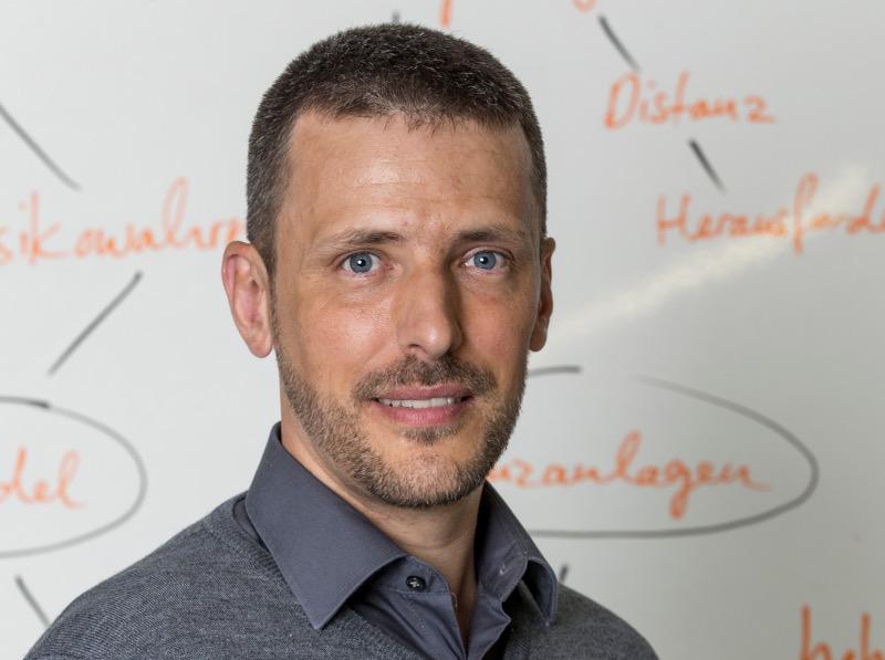 Christian Lüthi ist Geschäftsleiter der Klima-Allianz