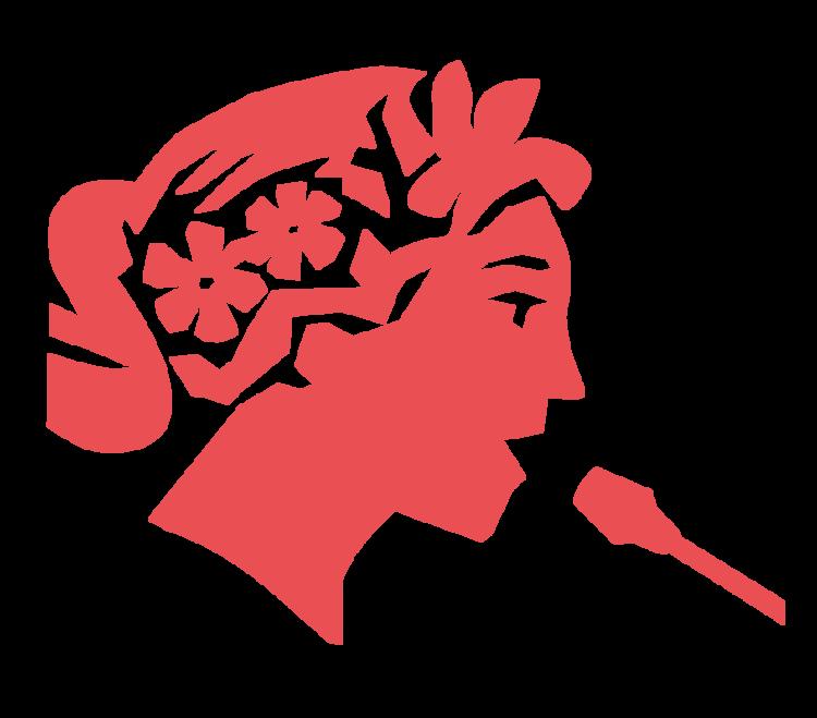 Logo zur Frauensession 2021. Melden Sie sich an