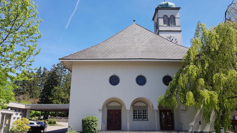 Église Granges Bettlach