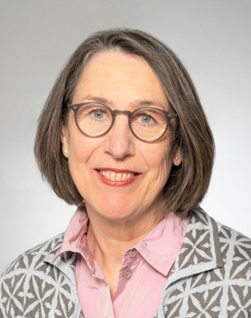 Liselotte Käser Felder, comité central FPS