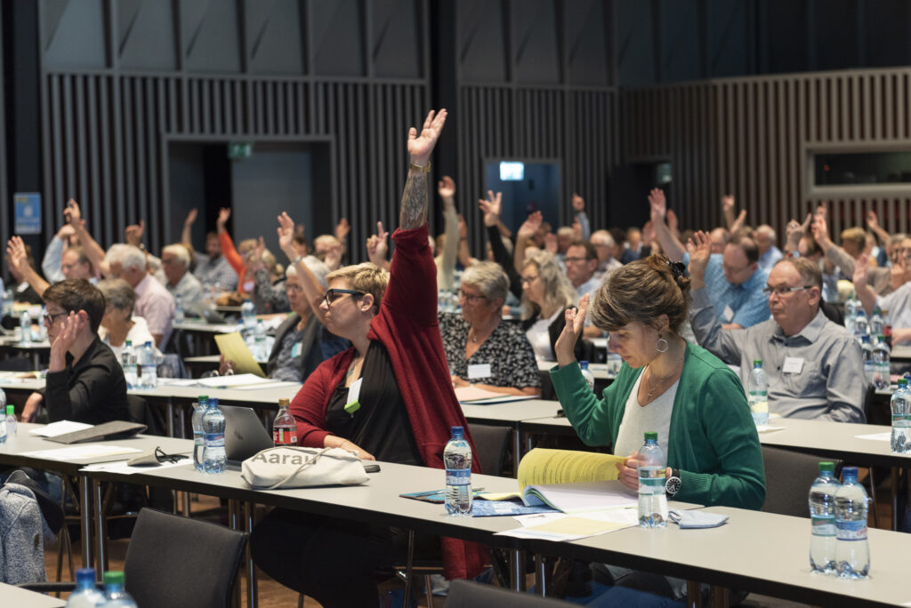 Synode 2020 in Baden